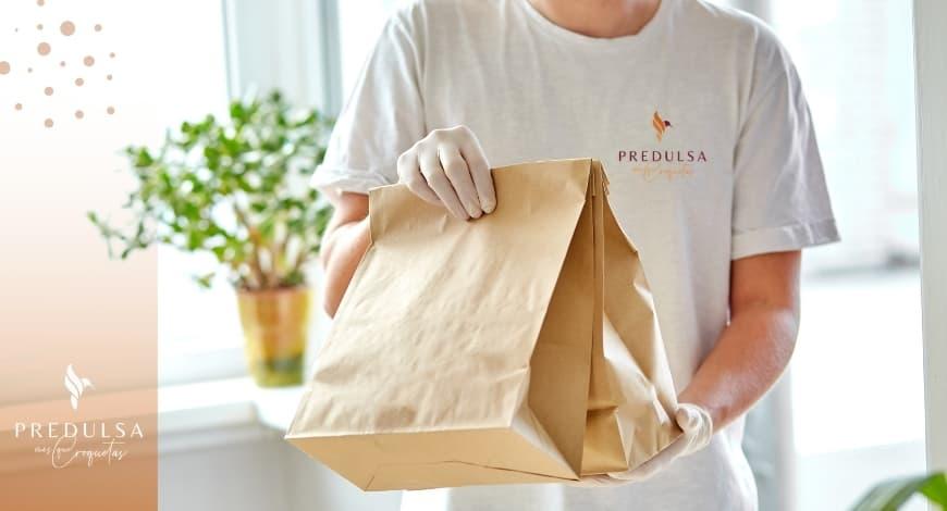 Beneficios de pedir comida a domicilio